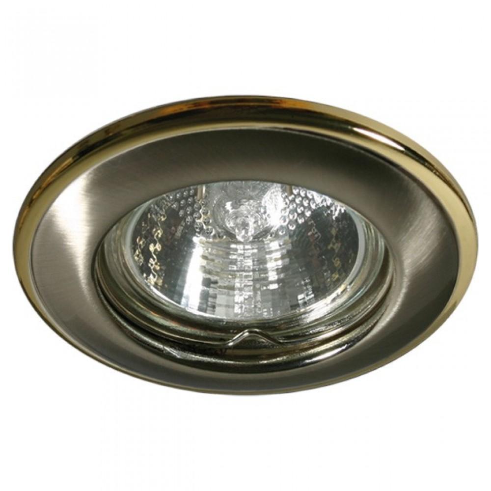 Kanlux  02820 HORN CTC-3114-SN/G, podhľadové bodové svietidlo
