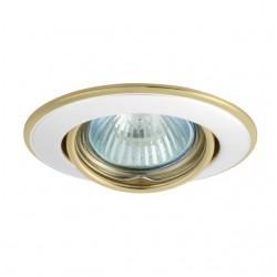 Kanlux  02832 HORN CTC-3115-PS/G, podhľadové bodové svietidlo