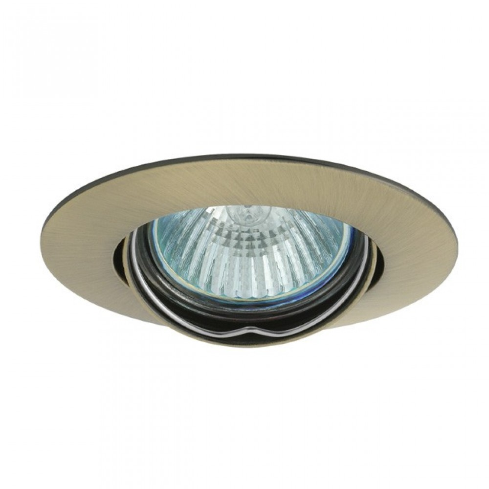 Kanlux  02594 LUTO CTX-DT02B-AB, podhľadové bodové svietidlo