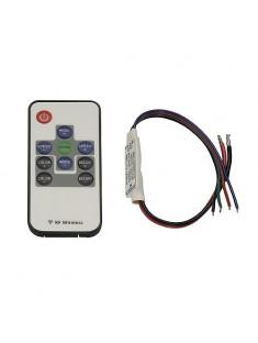 SCHRACK TECHNIK- EASY LIM RF MINI RGB MASTER,12V/DC+24V/DC,with remotecontrol- LI470650