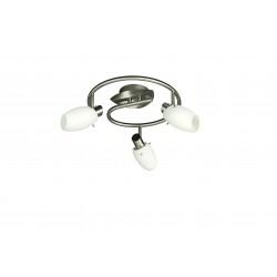 Massive - Philips 50999/17/10 USAGI plate/spiral nickel 3x12W 230
