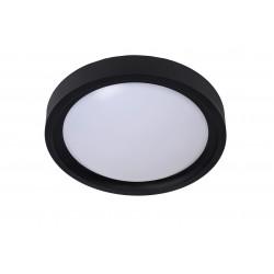 Lucide LEX Ceiling Light 2xE27 D36cm Black- 08109/02/30