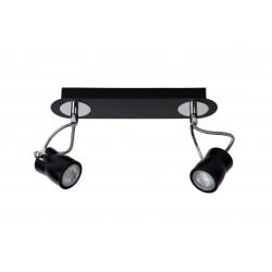 Lucide SAMBA Spot LED 2xGU10 4.5Wincl 3000K 28/- 16955/10/30