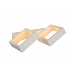 Lucide IXX Wall Light LED 4W 3000K L24 W14 H3cm- 17292/08/31