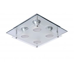 Lucide READY-LED Ceiling Light 4x50412/03/36 Gl- 79170/12/11