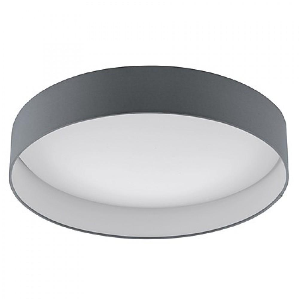 Eglo LED-DL Ø500 ANTHRAZIT/WEISS PALOMARO- 93397 , stropné svietidlo