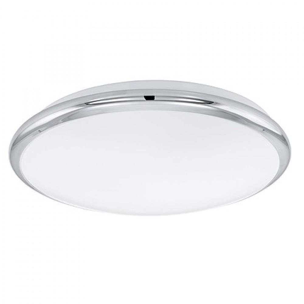 Eglo LED-DL Ø300 CHROM/WEISS MANILVA- 93496 , stropné svietidlo