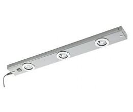 Eglo LED-lamp 3-light á 3W, 3000K - 93707