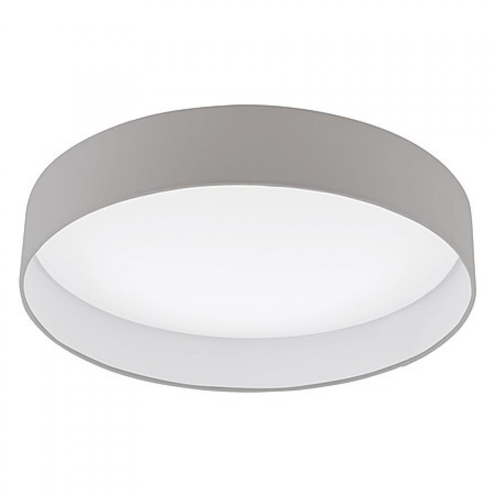 Eglo LED-DL Ø500 TAUPE/WEISS PALOMARO_ 93952, stropné svietidlo