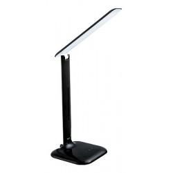 Eglo LED-TL M.TOUCH.SCHWARZ CAUPO- 93966, stolná lampa