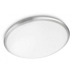 Massive - Philips- Twirly 27K ceiling lamp grey 1x17W 240V- 31815/87/16 stropné svietidlo