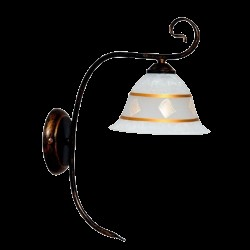 Tilago Parma 154 Wall lamp, E14 1x 40W