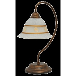 Tilago Rustica 153 Table lamp, E14 1x40W