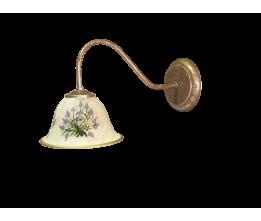 Tilago Rustica 174 Wall lamp, E14 1x 40W