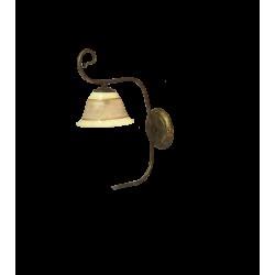 Tilago Parma 134 Wall lamp, E14 1x 40W