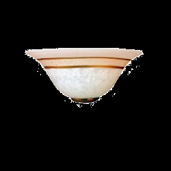 Tilago Palermo 05 Wall half lamp, E27 1x75W