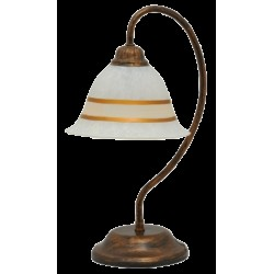 Tilago Rustica 143 Table lamp, E14 1x40W