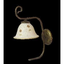 Tilago Parma 164 Wall lamp, E14 1x40W