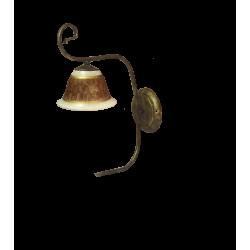 Tilago Parma 104 Wall lamp, E14 1x 40W