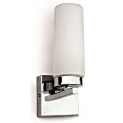 SCHRACK TECHNIK LID13019  Mirall Mirror light, E14, 40W, IP44, chrome