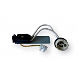 SCHRACK TECHNIK LIMY68230  Pätica GU10 230V so svorkou a krytom