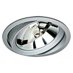 Schrack Technik LID10542 Lima, zápustné, G53, 75W, IP20, výkyvné, šedé