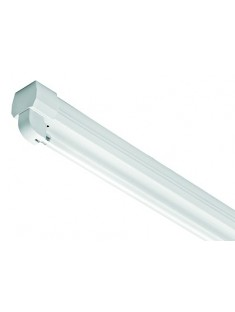 Schrack Technik  LI99000150 Kúpeľňové svietidlo SOLO 2 1x35W ECG T5, biele