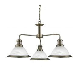Searchlight 1593-3AB Bistro, Závesné svietidlo