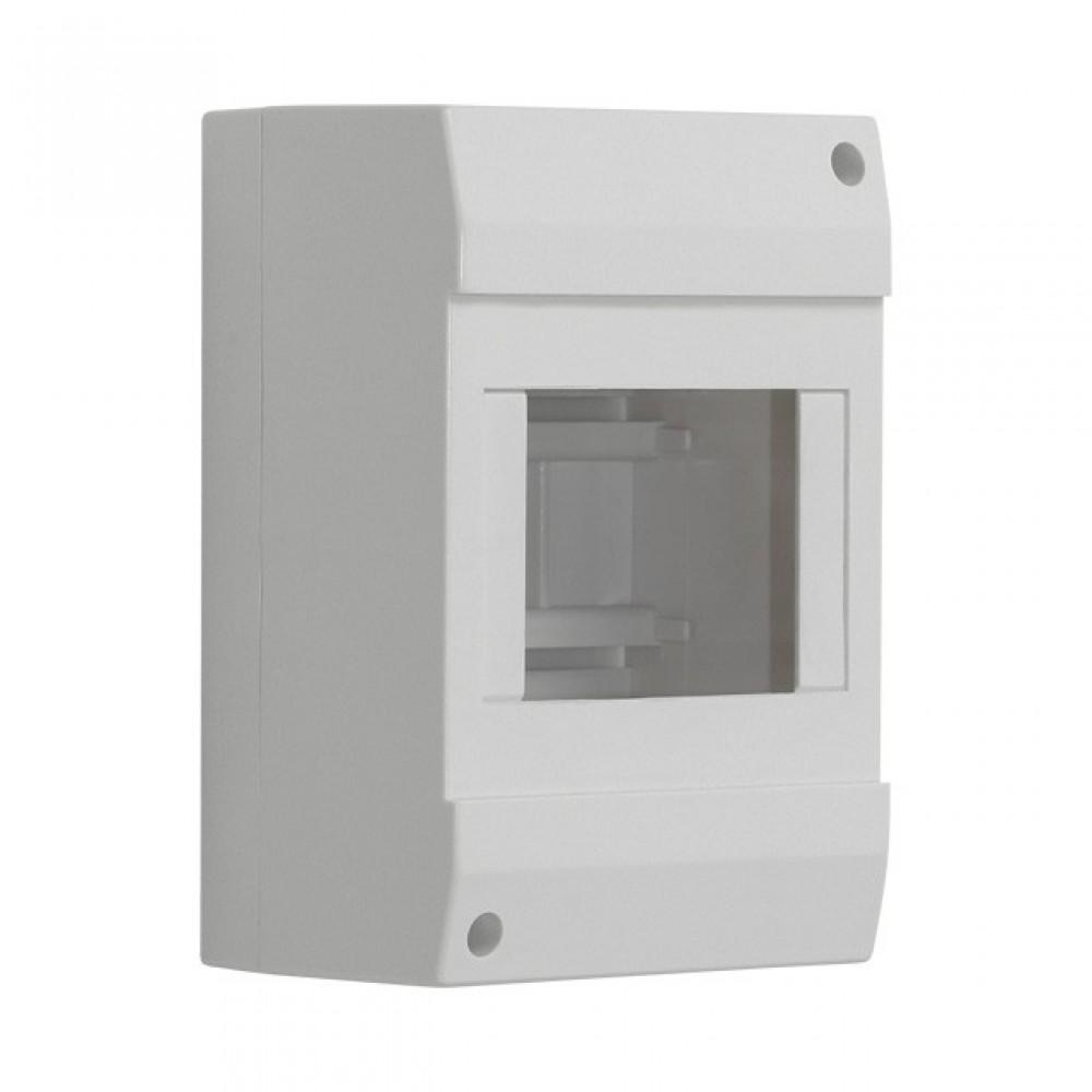 Kanlux 03851 DB104W 1X4P/SM, plastový rozvádzač