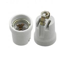 Kanlux 02162 HLDR-E27D(CP800D-E27), keramická objímka