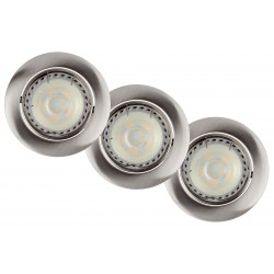 Lucide 11001/15/12 Spot Built-in Round LED 3xGU10/5W dimm 2