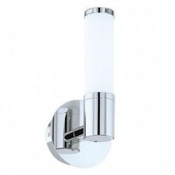 Eglo 95141 Led-WL/1 Chrom/Opal Palmera 1 Nástenná lampa