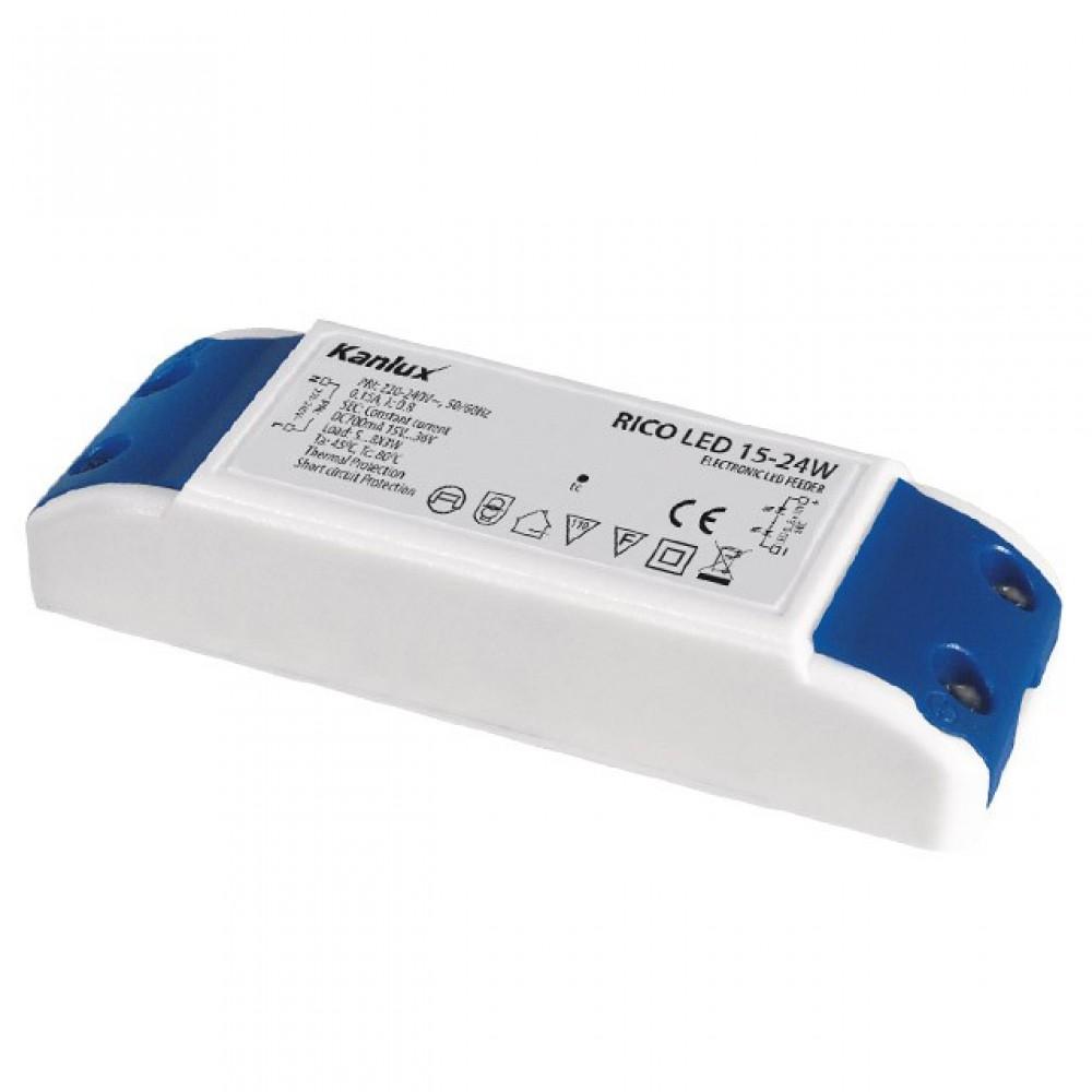 Kanlux 07301 RICO LED 15-24W, elektronický transformátor LED