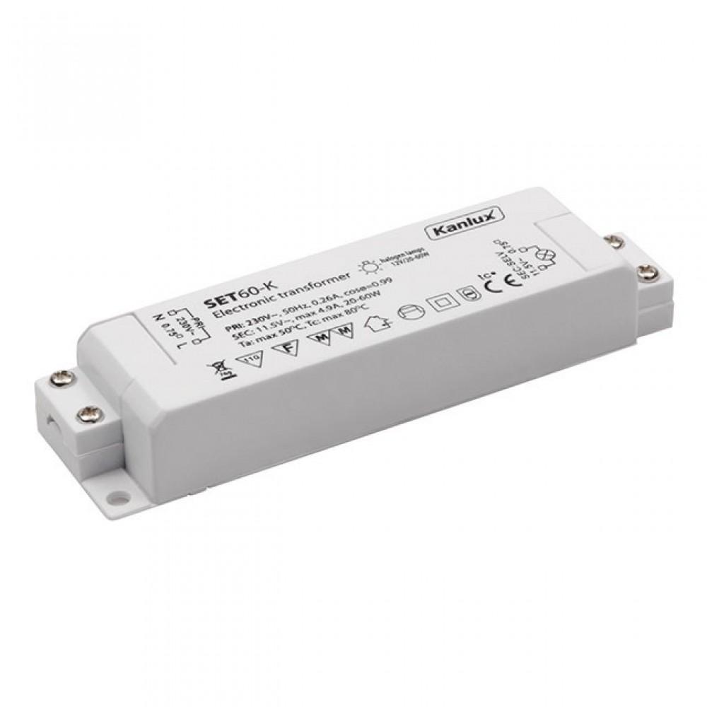 Kanlux 01425 SET60-K, elektronický transformátor