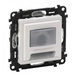 Legrand Valena Life - Automatický spínač so zabudovným osvetlením, biela - 752174