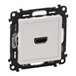 Legrand Valena Life - Zásuvka HDMI 1,3 , biela - 753171