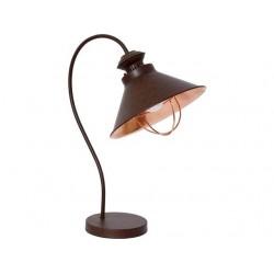 Nowodvorski 5060 LOFT chocolate, stolná lampa