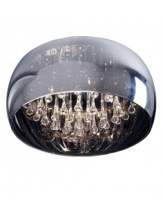 Zuma Line C0076-06X CRYSTAL, stropné svietidlo