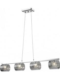 Zuma Line P0110-04C-F4AC CORINA, závesné svietidlo