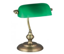 Rábalux 4038 Bank, stolová lampa