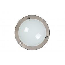 Lucide 07104/30/09 Ceiling Light 1xE27/75W R30cm opal glass Gun Metal