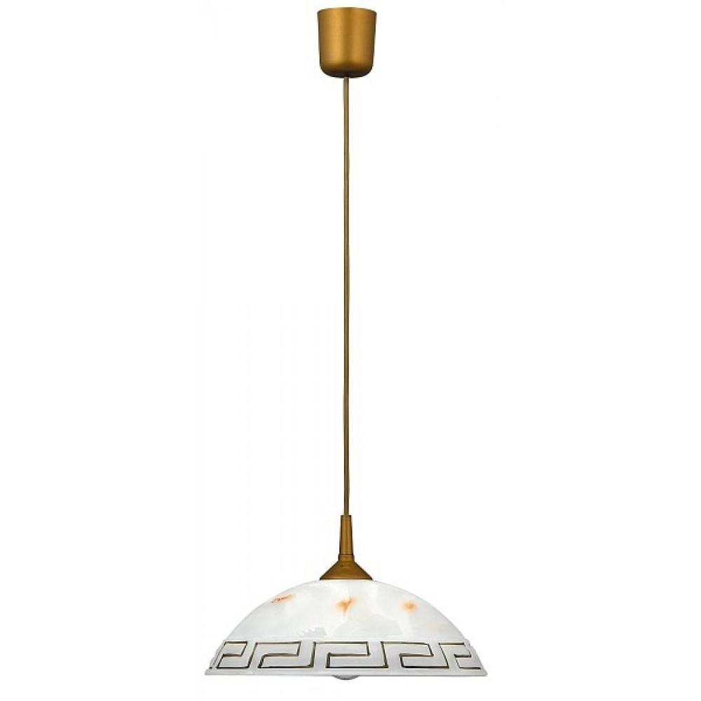 Rábalux 7652 Etrusco, závesná lampa, D30, fix