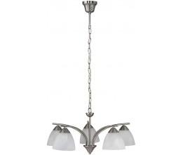 Rábalux 7205 Tristan,  závesná  lampa  5ramenná