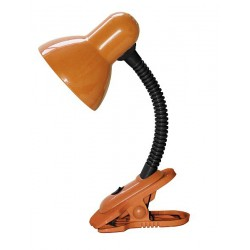 Rábalux 4258 Dennis, štipcová lampička so spínačom