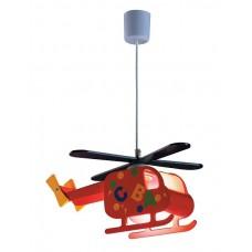 Rábalux 4717 Helicopter, závesná lampa detská