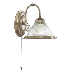 Searchlight 9341-1 AMERICAN DINER, Nástenné svietidlo
