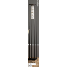SEARCHLIGHT EU89563BK Elevator, Stojanové svietidlo