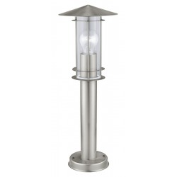 Eglo 30187 FL/1 H-500 stainless-steel/clearLISIO