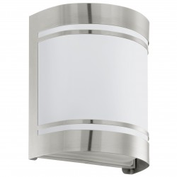 Eglo 30191 WL/1 stainless-steel/satined CERNO