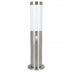 Eglo 83279 FL/1 w. H-450 stainless-steelHELSINKI Stojanové svietidlo so senzorom